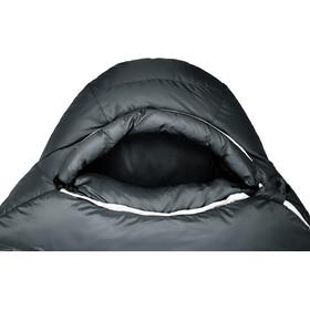 Grüezi-Bag Biopod Down Hybrid Ice Extreme 190 Sleeping Bag Wide deep forest